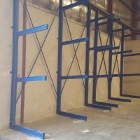Structural Cantilever Racking Single Sided