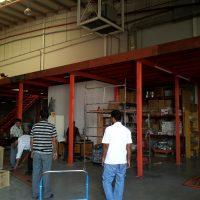Structura Mezzanine 2