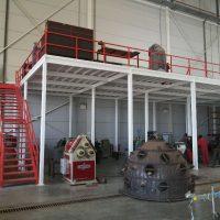Structural Mezzanine 1